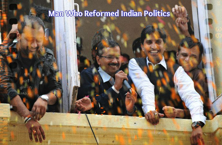 Arvind Kejriwal Delhi elections - Arvind Kejriwal Biography