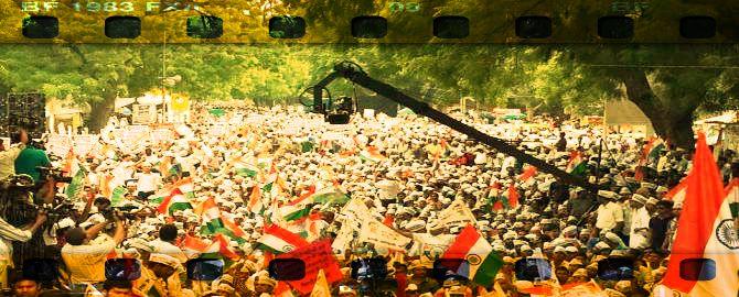 Arvind Kejriwal Jantar Mantar