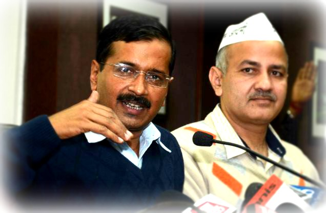 Arvind Kejriwal and Manish Sisodia - Most Famous Political Jodis of India