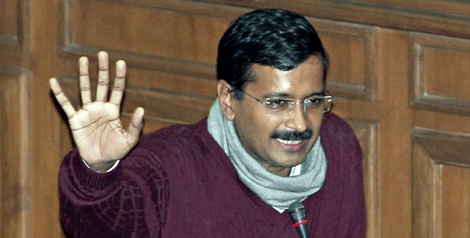 Arvind Kejriwal biography and Facts