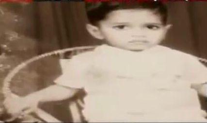 Arvind Kejriwal childhood Picture - Arvind Kejriwal Biography
