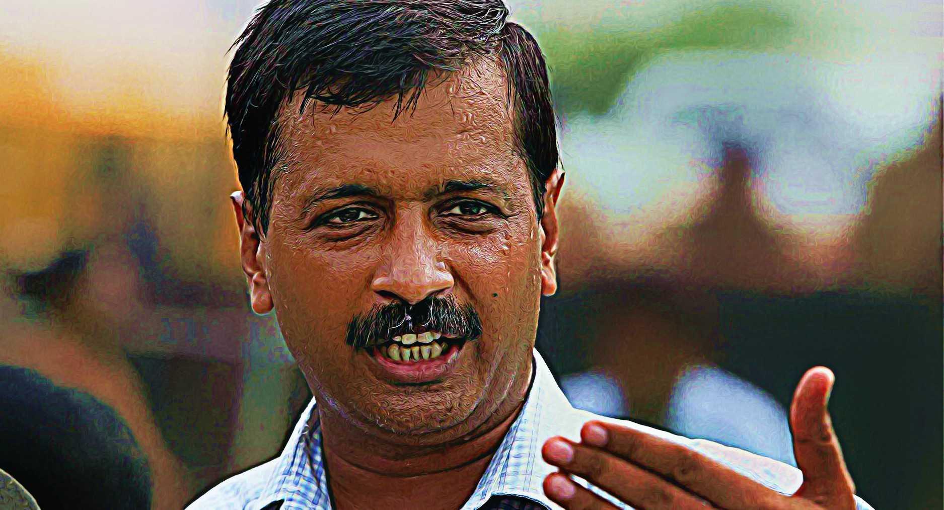 aravind kejrival Delhi chief minister arvind kejriwal's wife, sunita kejriwal on monday slammed  suspended aap leader kapil mishra saying that he would face.
