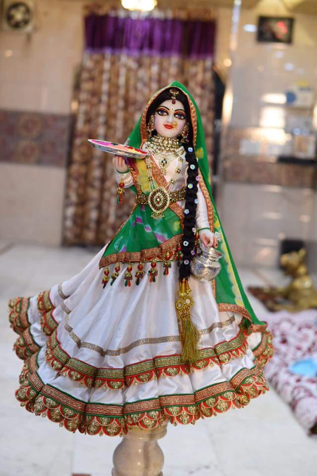 Beautiful Radha image