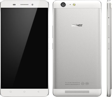 Latest Gionee smartphone in India
