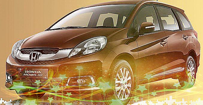 Honda Mobilio First Look