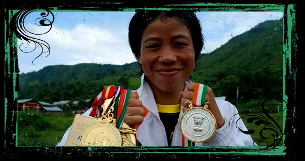 Mary Kom Biography & Wallpapers : Life of Boxing Queen