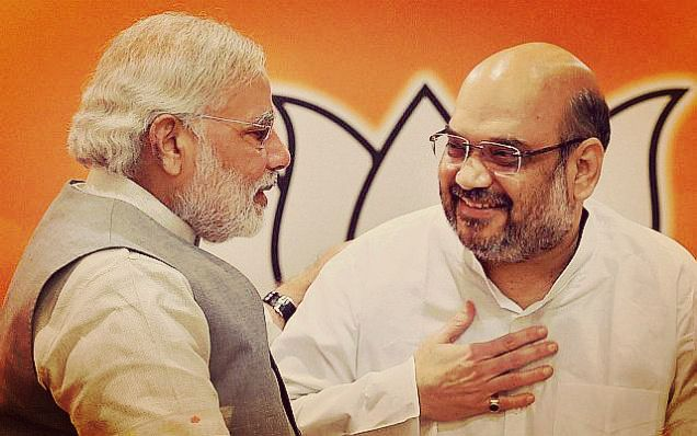 Narendra Modi and Amit Shah - Most Famous Political Jodis of India