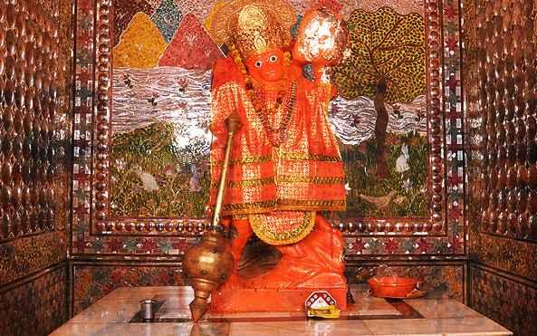 Sankat Mochan temple varanasi