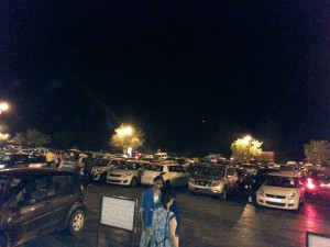 Sukhdev dhaba parking
