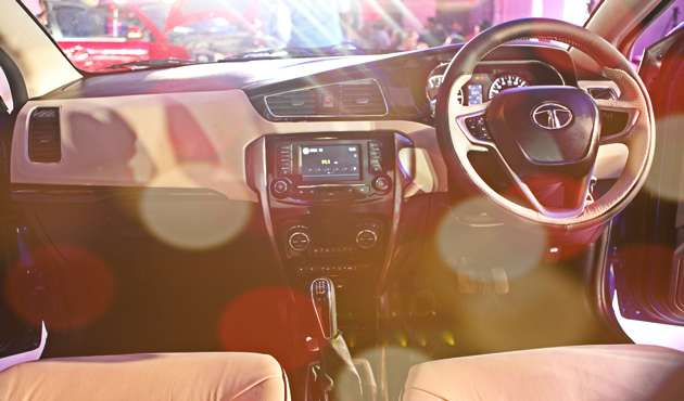 Tata Zest Design Car Review