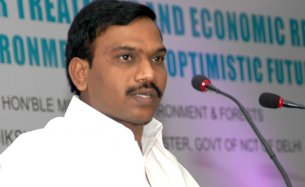 A raja corruption