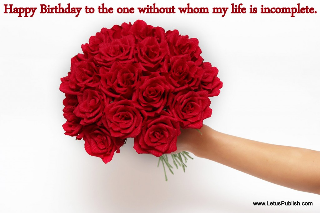 Best happy birthday wallpapers for lover