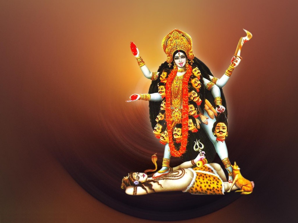 Durga Maha Kali Devi ji hd wallpaper