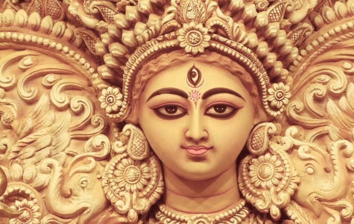 Maa Durga Kolkata Pooja Festival Pictures