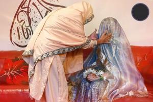 Muslim wedding blessings