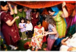 Muslim wedding ceremonies