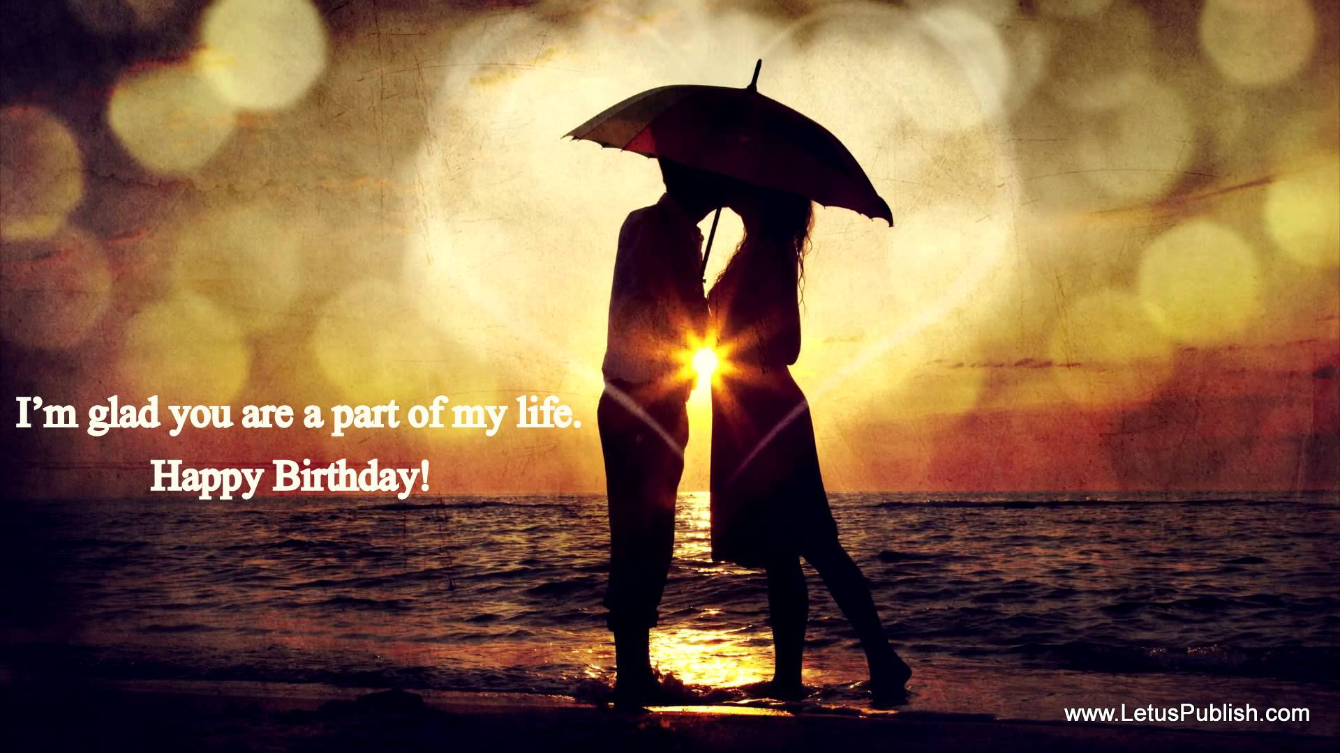 Romantic Birthday walllpaper