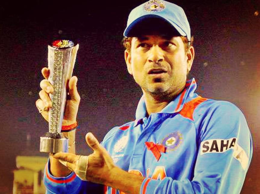 Sachin Tendulkar cup