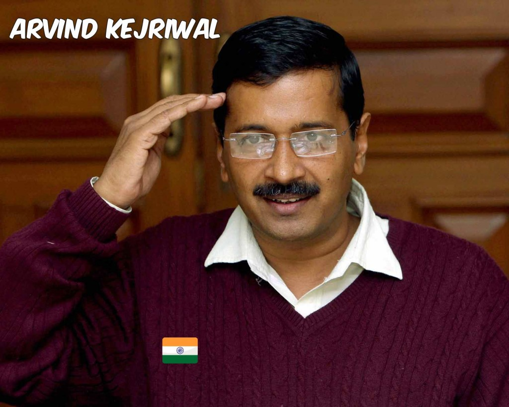 arvind kejriwal hd wallpaper