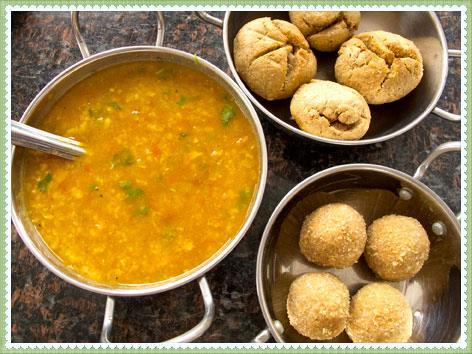 dal-baati-chorma.taste from Udaipur
