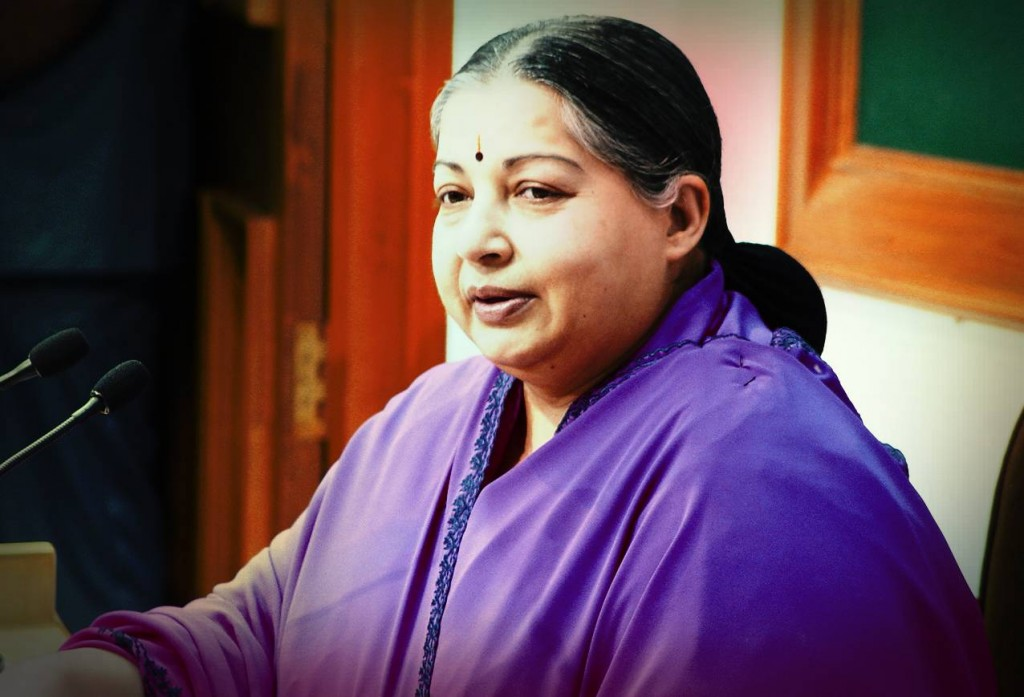 Jayalalitha in jail