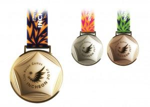 Medal Design (17th Asian Games)