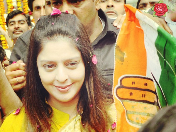 nagma politician