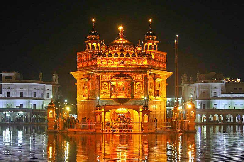 Amritsar new year