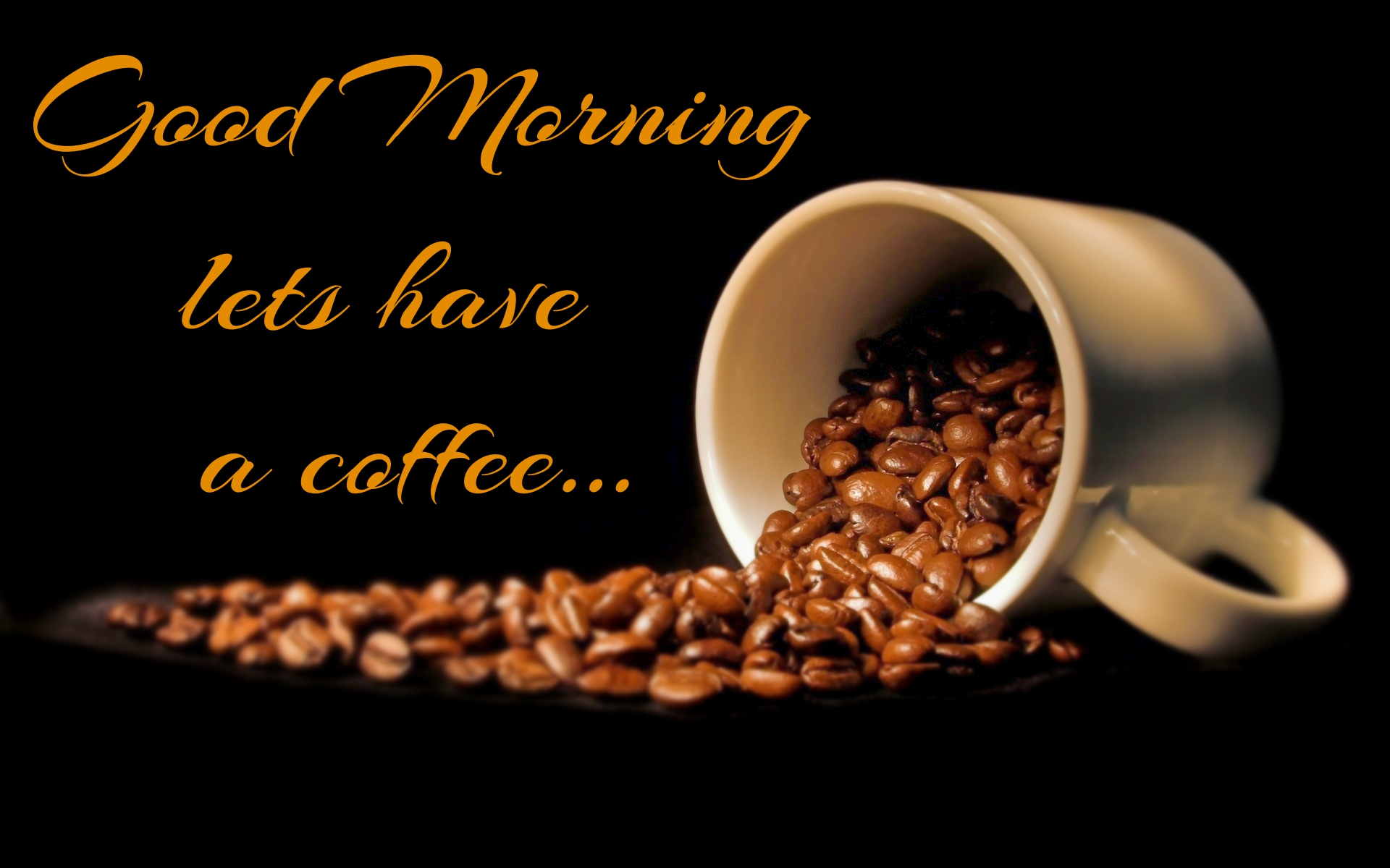 Good Morning HD Wallpaper for Desktop
