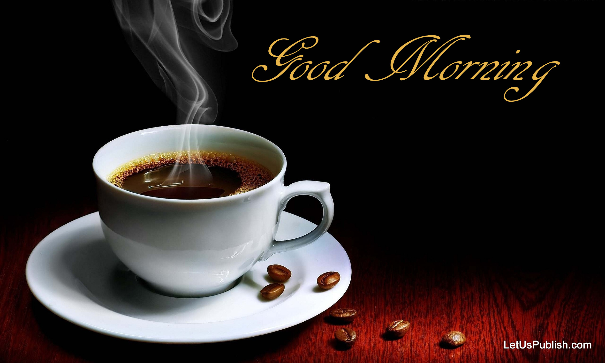 Good Morning Coffee: Good Morning Wallpapers Free Download
