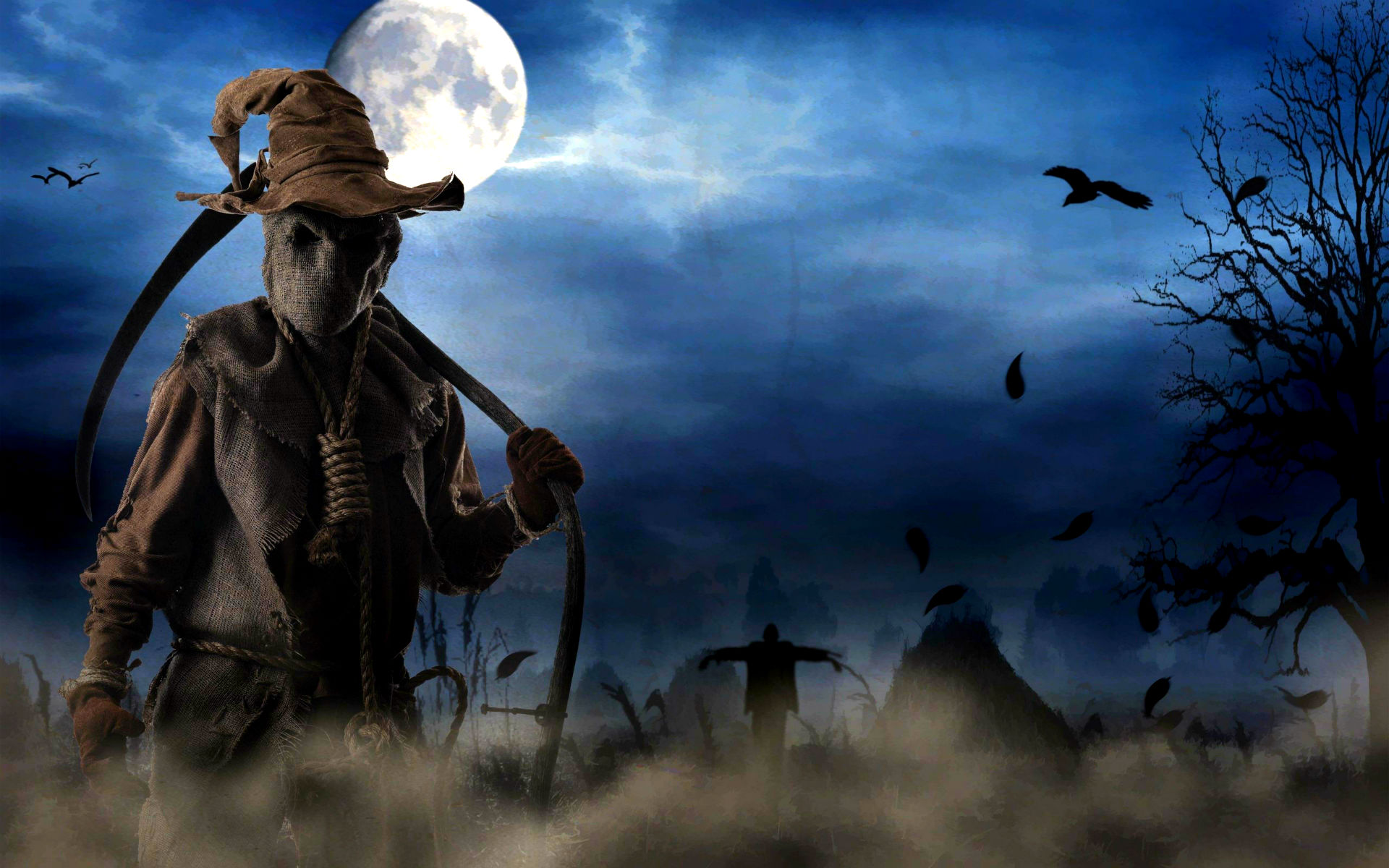 happy halloween hd wallpapers collection