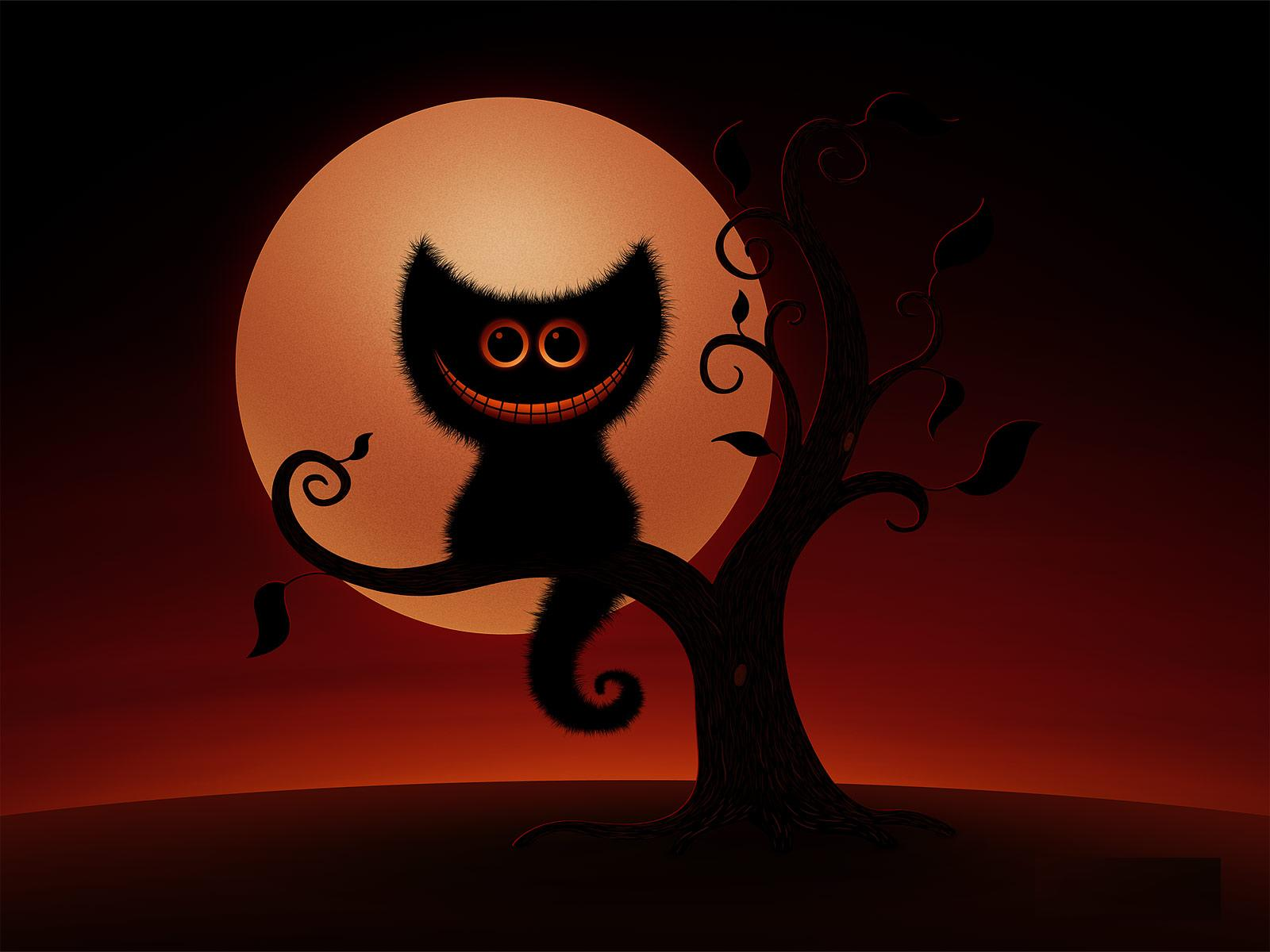 Scary Halloween HD wallpapers for free download