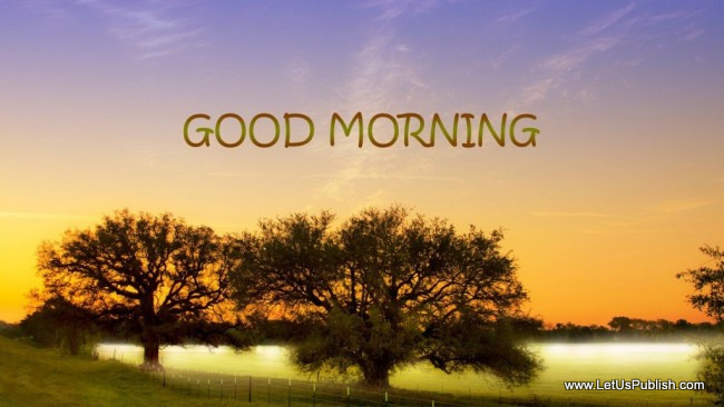 Good Morning Quotes Nature : Good morning wallpapers free download
