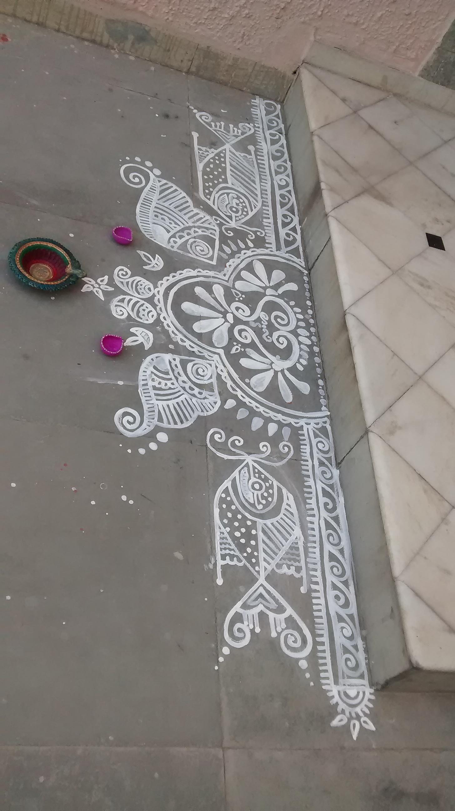 Rangoli Design Images