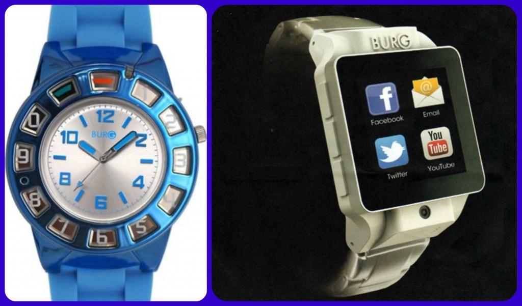 burg 13 smartwatch