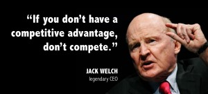 Management quotes by Jack Welch