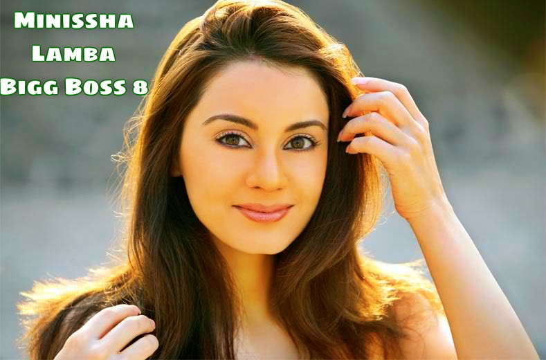 minishha lamba bigg boss