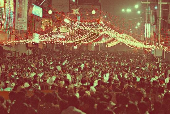 new year at bangalore
