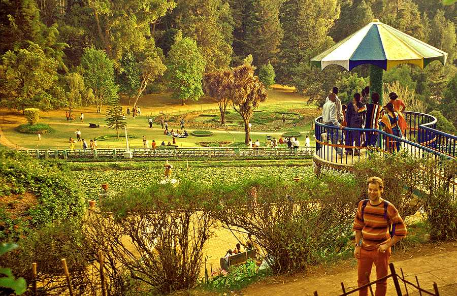 new year at ooty