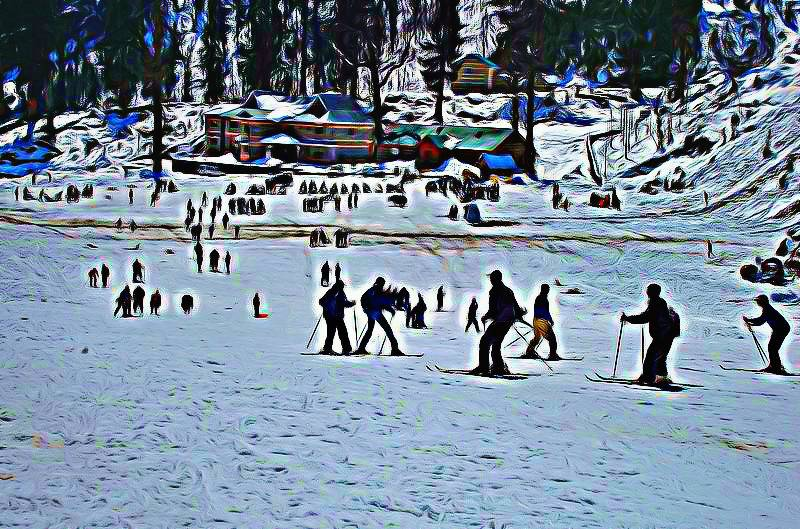 new year in manali