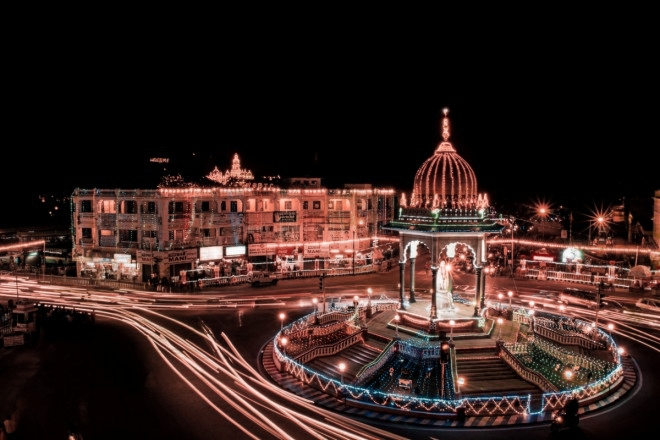 new year in mysore