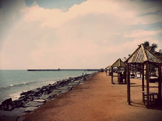 The Boat House Pictures - places to visit in Pondicherry