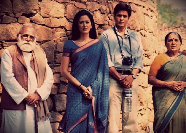 shah rukh khan inspirational movie