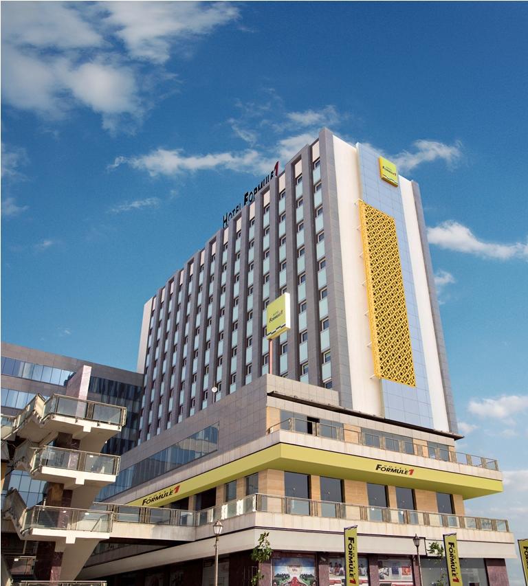 Exterior shot Gurgaon Hotel Formule 1