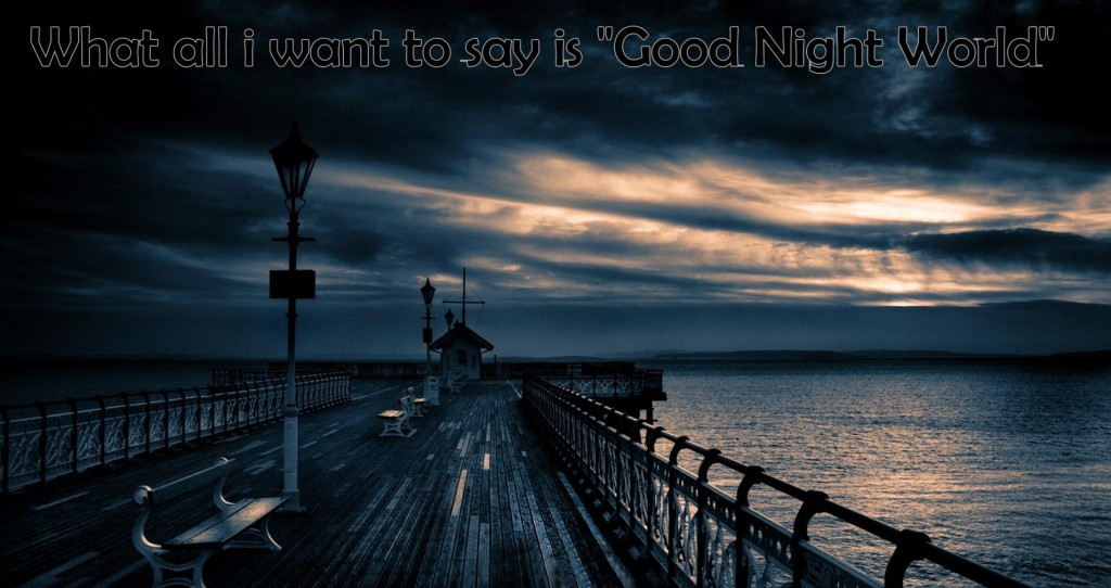 Good Night Message Images wallpaper High Quality