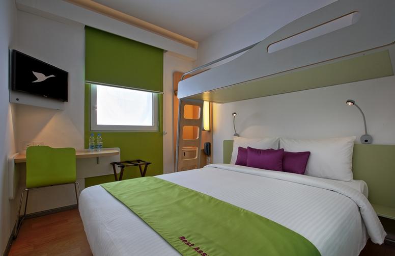 Hotel Formule 1 Review Gurgaon
