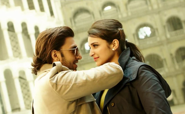 Kill Dil Ranveer and Parineeti Romantic Wallpaper