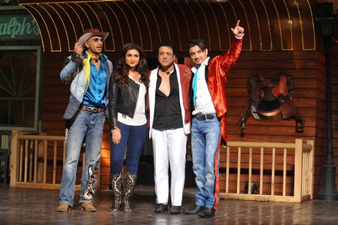 Kill Dil Star cast Wallpaper