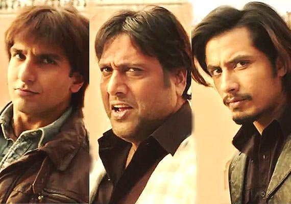 Kill dil Movie Wallpaper