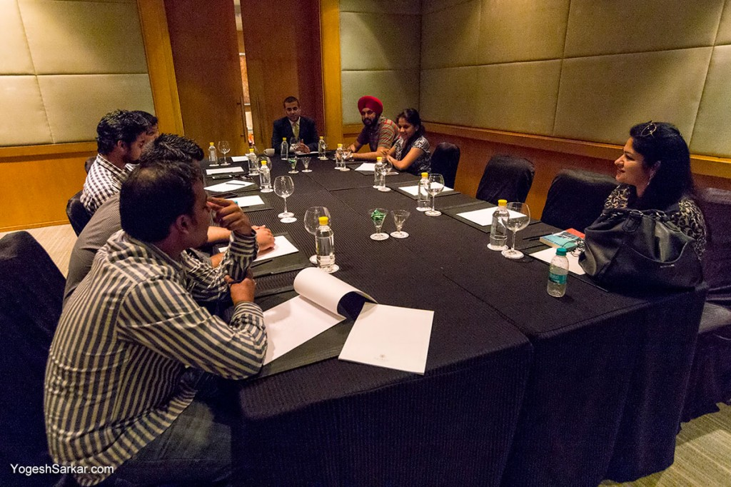 Honda Amaze Discussion Session With Chetan Bhagat